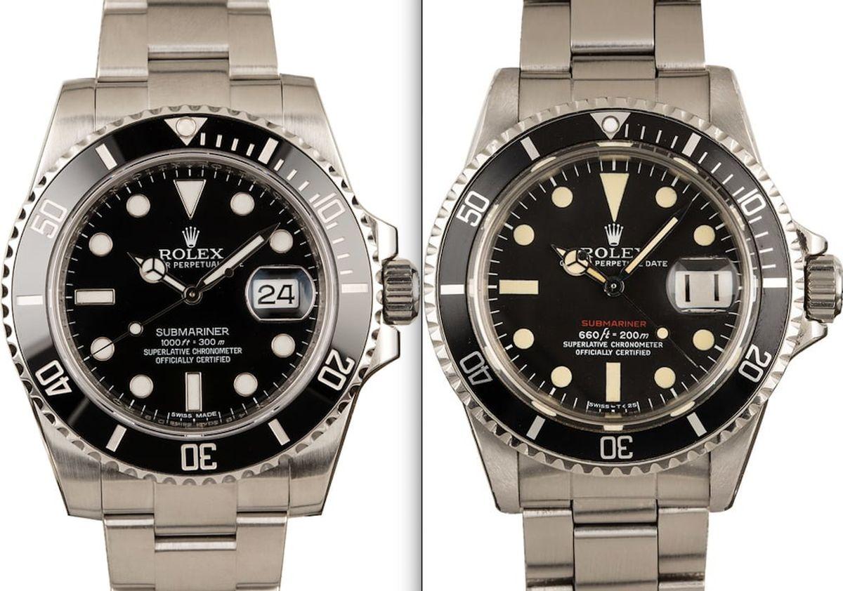Rolex Submariner Date Watches