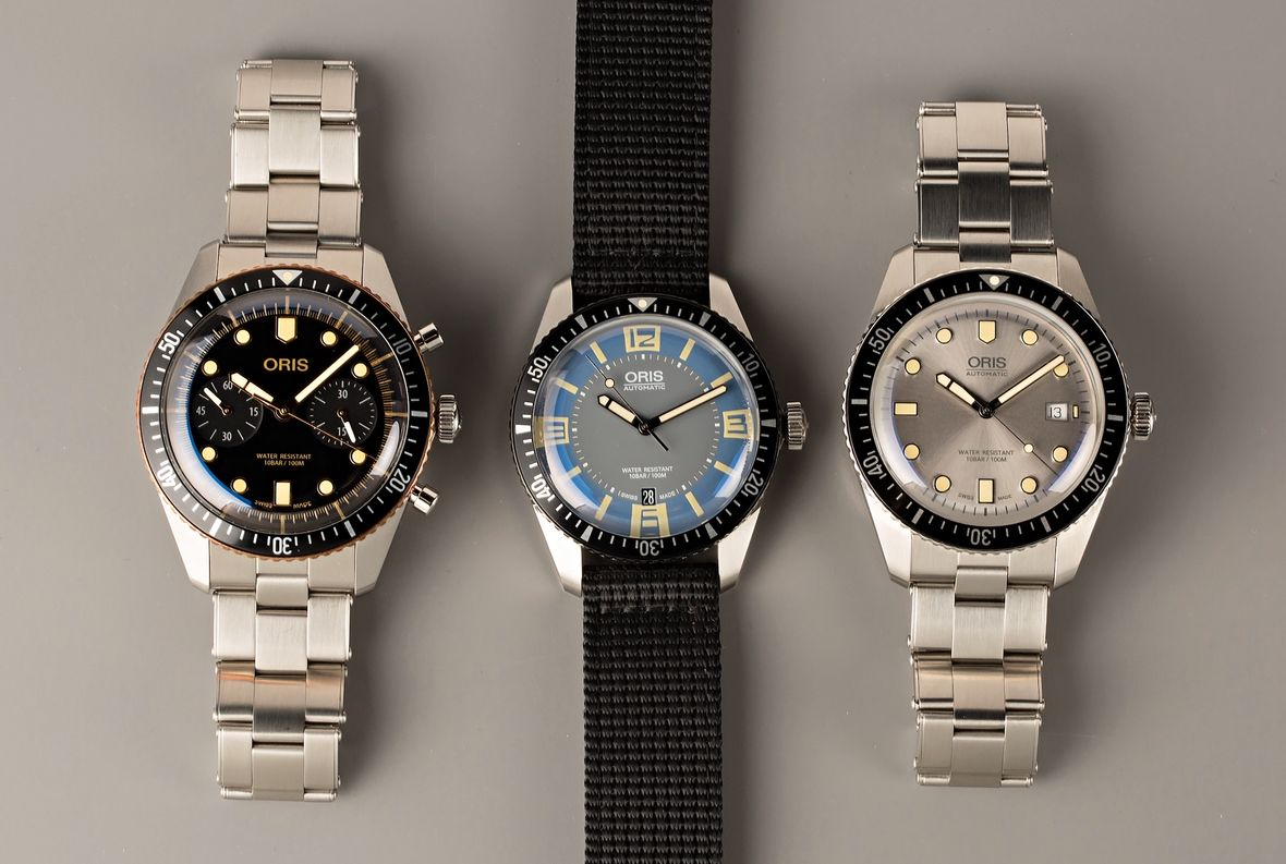 Oris Divers Sixty-Five Ultimate Buying Guide
