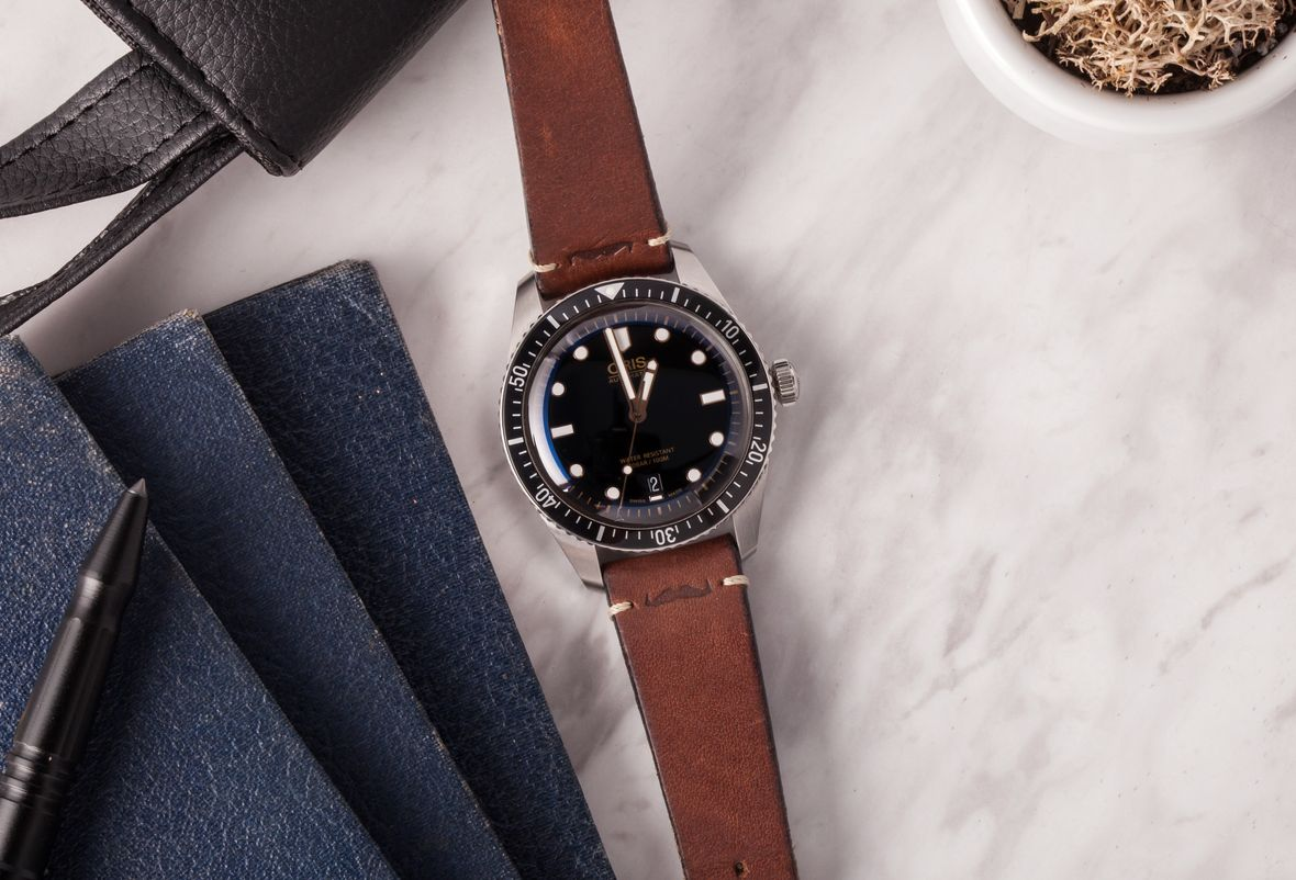 Oris Divers 65 Sixty Five Movemeber Limited Edition