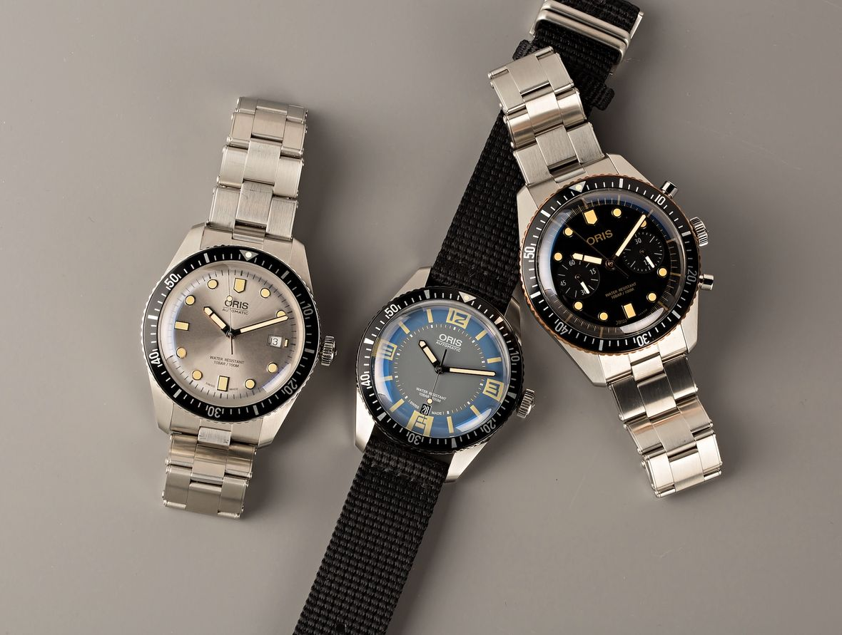 Oris Divers 65 Sixty-Five Ultimate Buying Guide