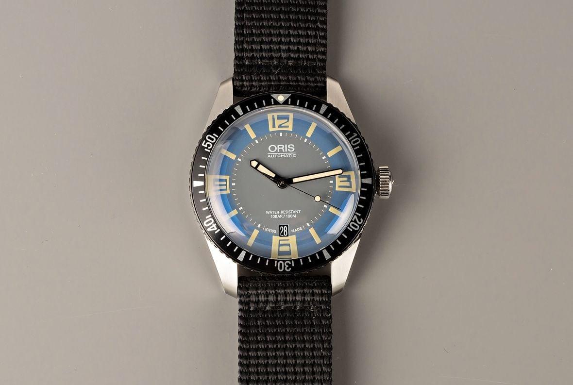 Oris Divers 65 Sixty-Five 40mm