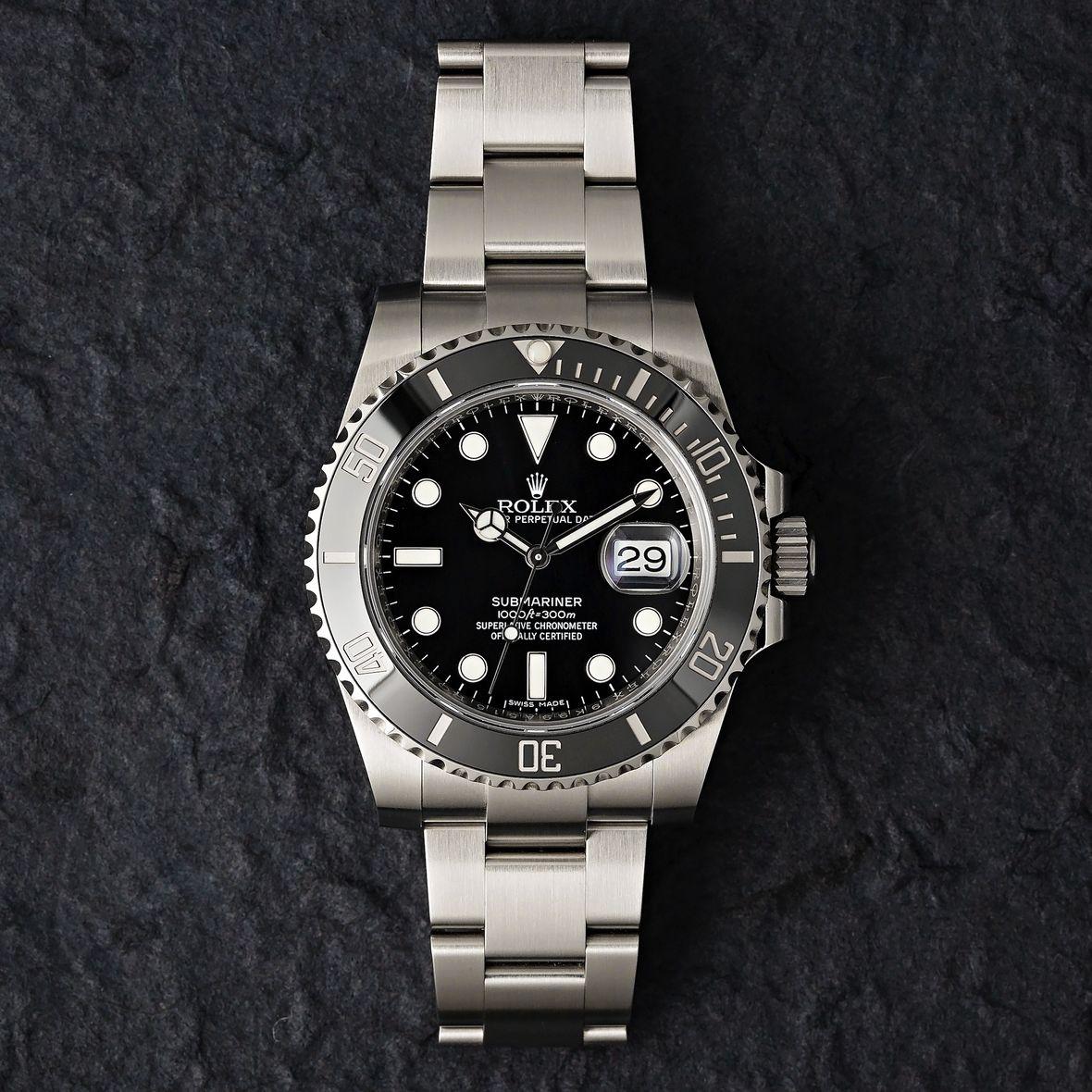 Best Rolex Sports Watches Submariner 116610LN