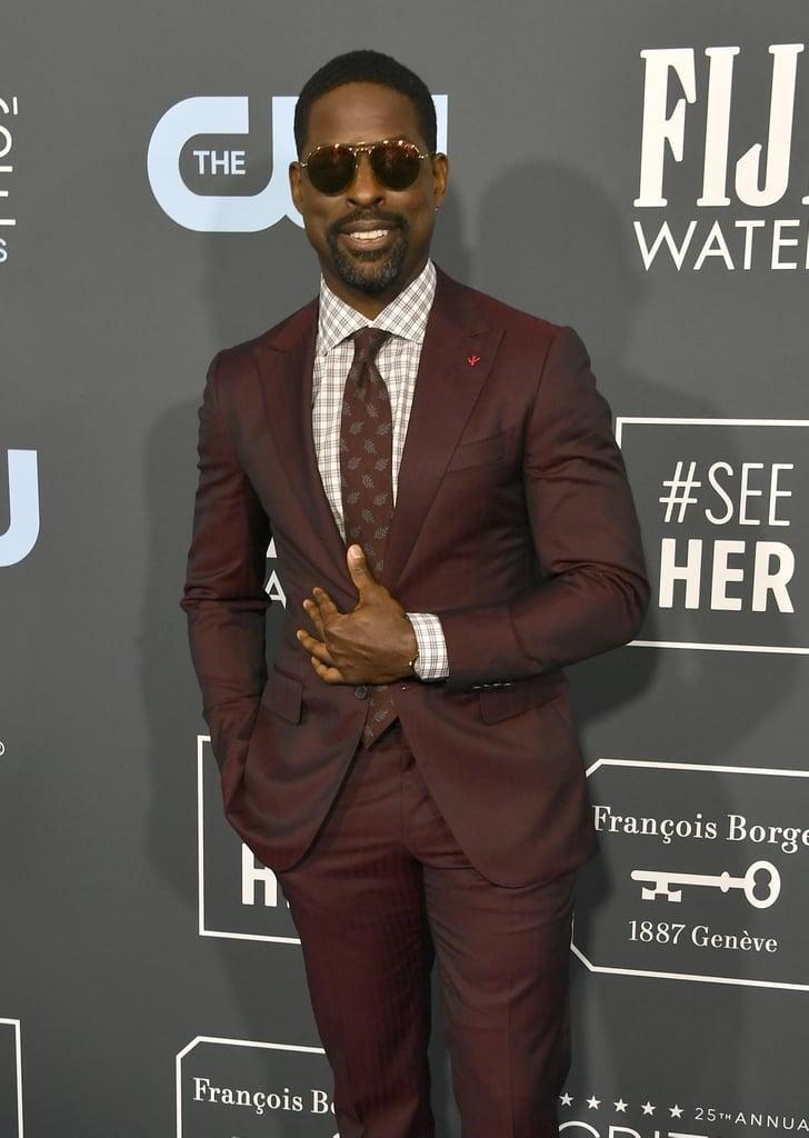 Omega Watches 25th Annual Critics Choice Awards