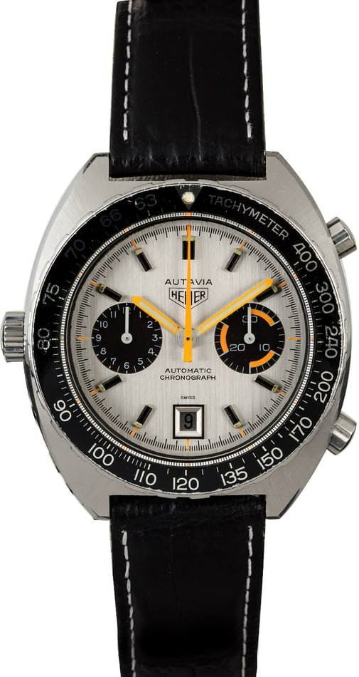 Investment Vintage Luxury Watches Collect 2020 Heuer Autavia