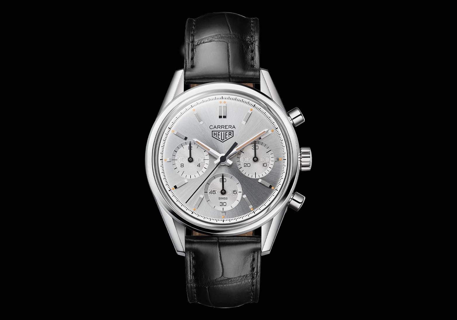 New Luxury Watches LVMH Watch Week Dubai 2020 TAG Heuer Carrera 160 Years Silver Limited Edition