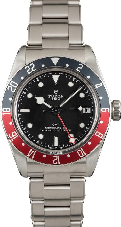 Tudor Black Bay GMT Instructions