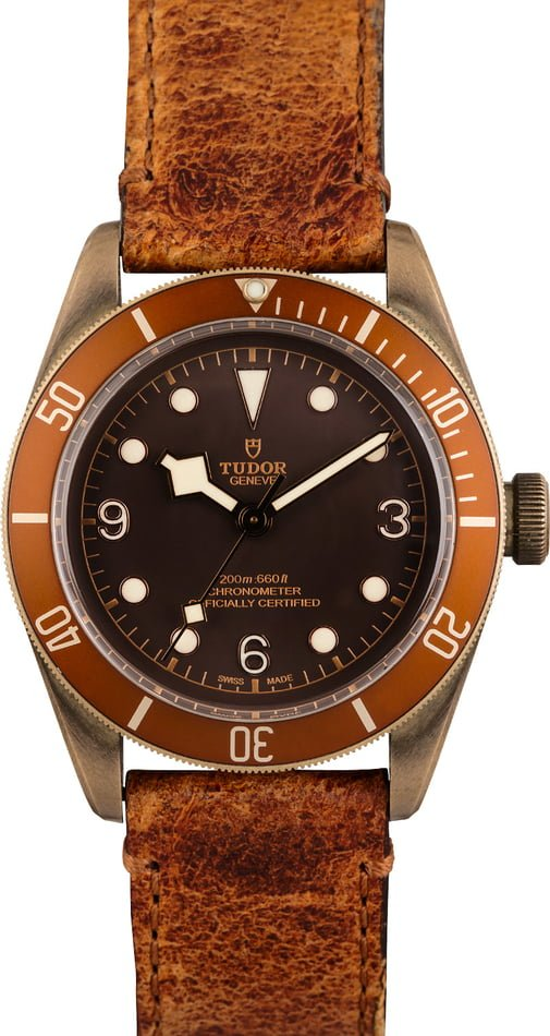 Tudor Watches Black Bay Bronze Ultimate Review
