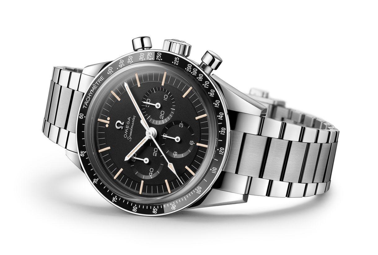 Omega Speedmaster Moonwatch Calibre 321 Stainless Steel