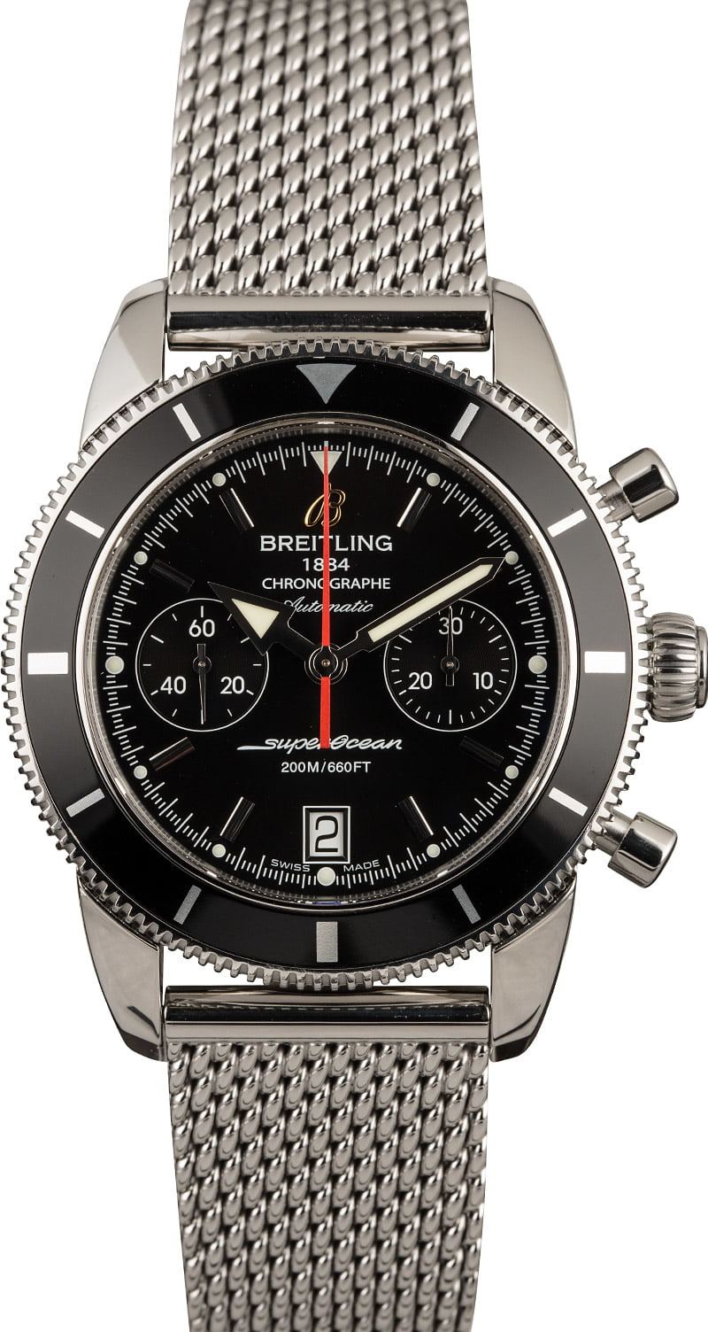 Breitling Watches Superocean versus Superocean Heritage