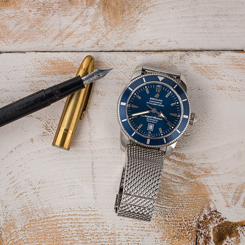 Breitling Watches Superocean vs Superocean Heritage