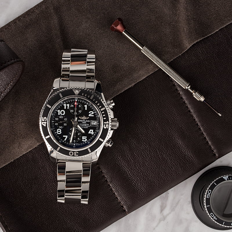 Breitling Watches Superocean Chronograph vs Superocean Heritage