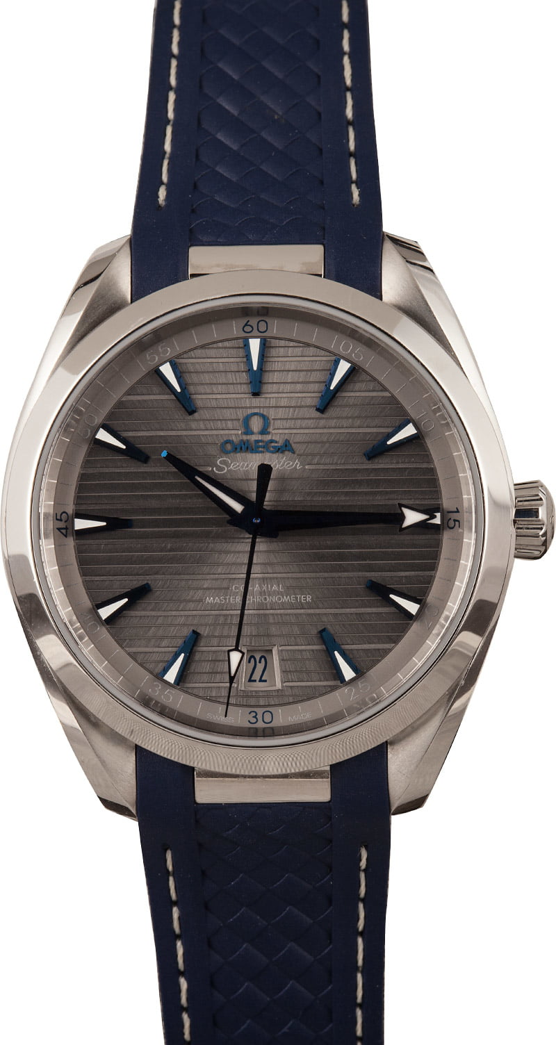 Omega Watches Seamaster Aqua Terra 150M