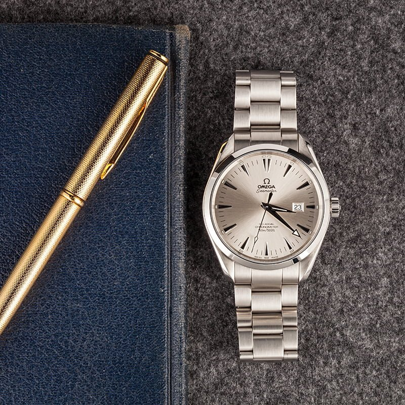 Best Used Omega Watches for the Money Seamaster Aqua Terra