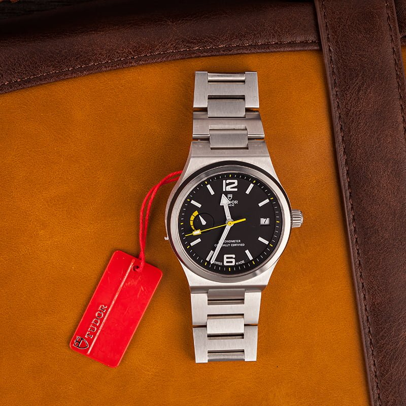 Tudor Watches North Flag Power Reserve