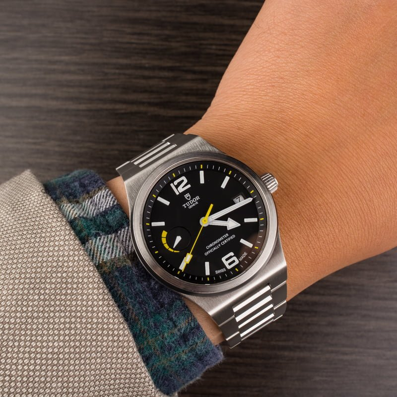 Tudor Watches North Flag Overview