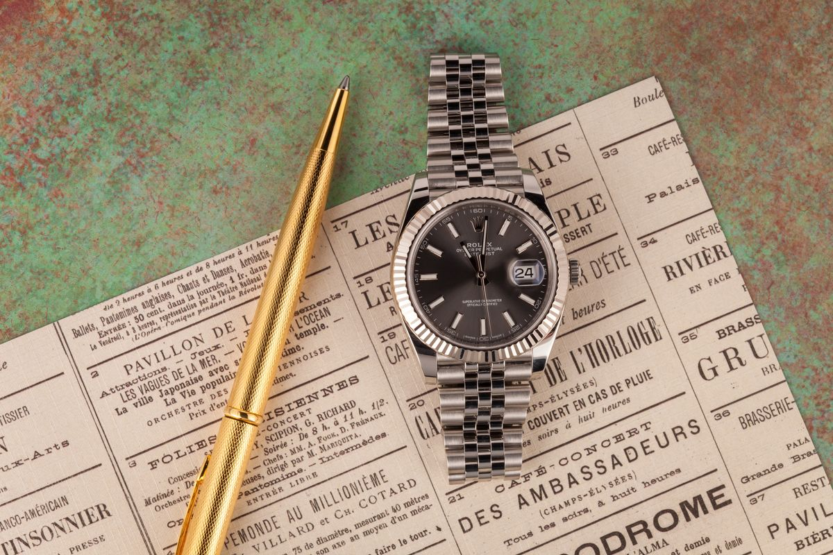 Rolex Datejust 41 – What is the Most Popular Model?