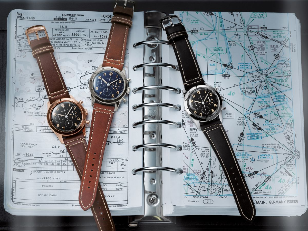 Breitling AVI Reference 765 1953 Limited Re-Edition