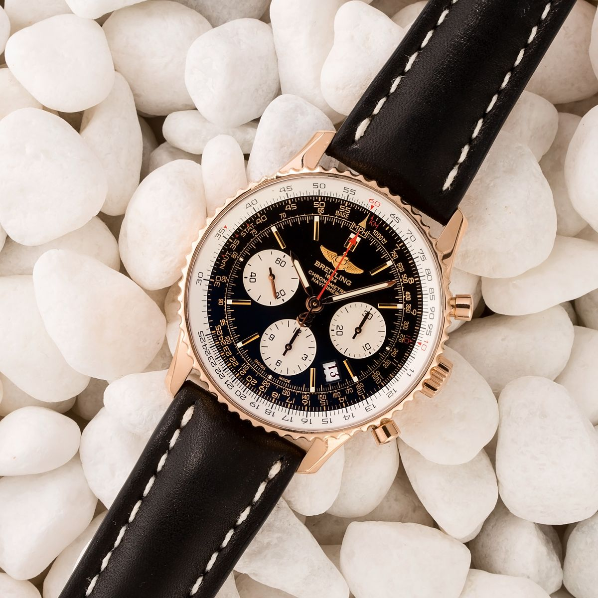 Breitling Navitimer Official Buying Guide