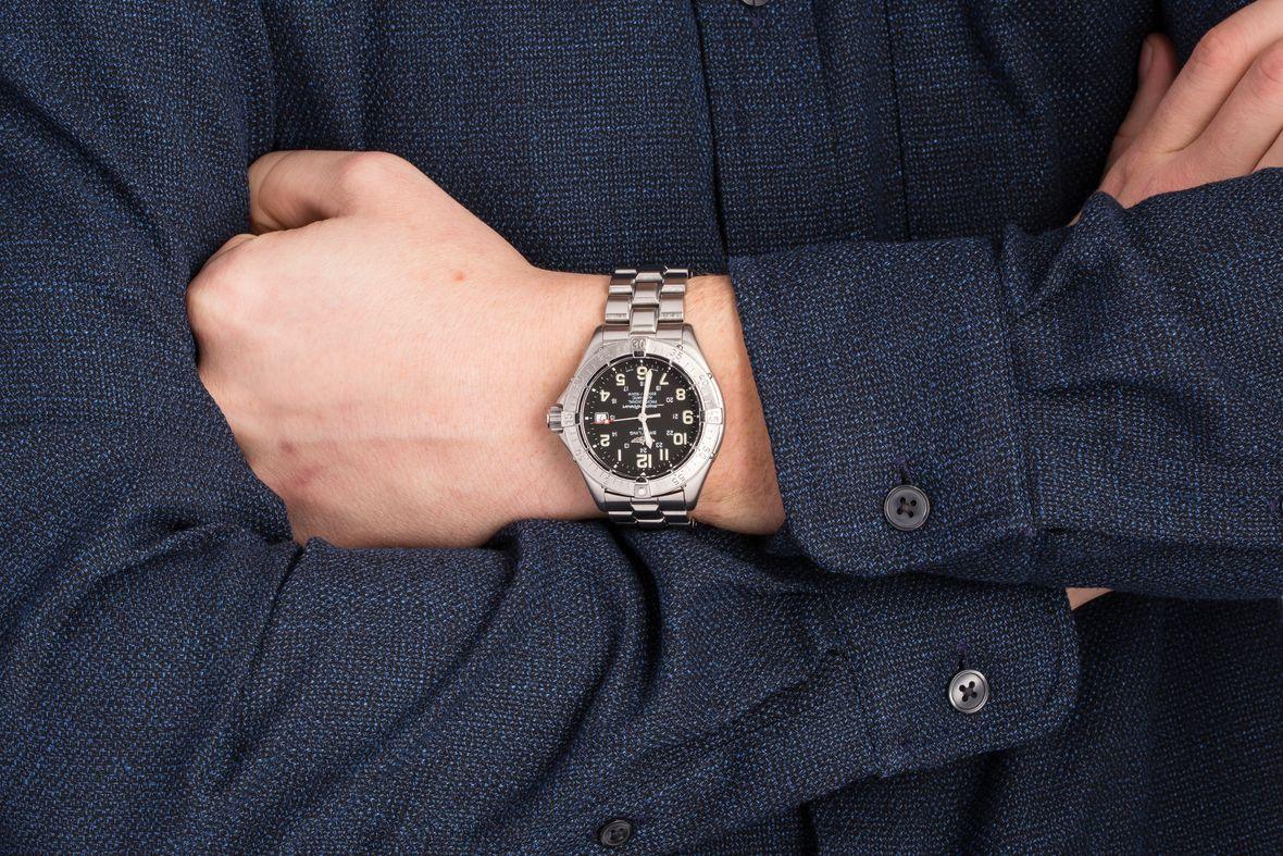 Breitling Superocean Dive Watch
