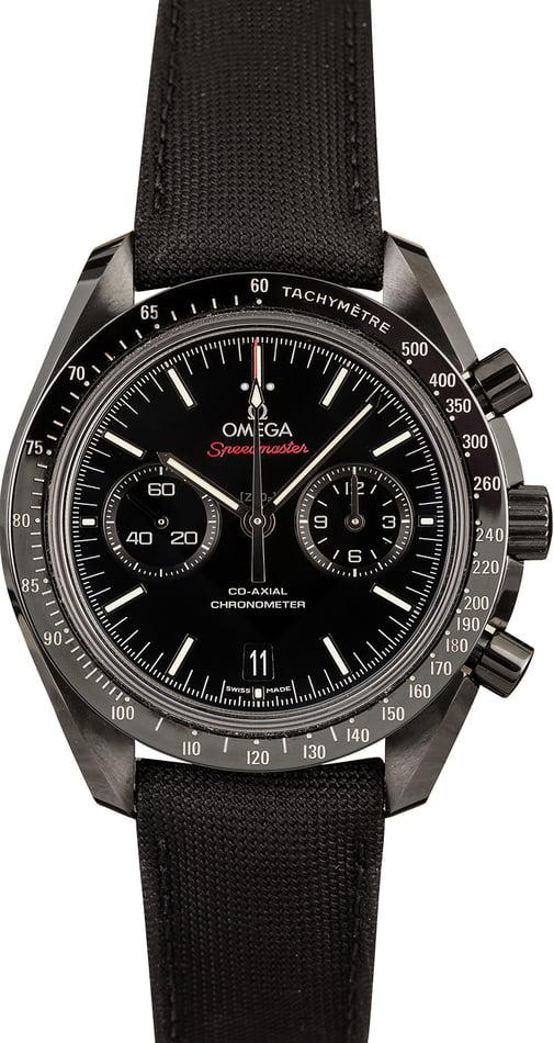 Best Omega Watches under $10,000 Speedmaster Dark Side of the Moon