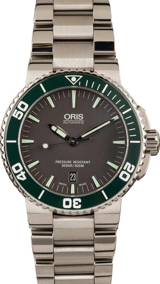 Oris Watches Aquis Date Buying Guide