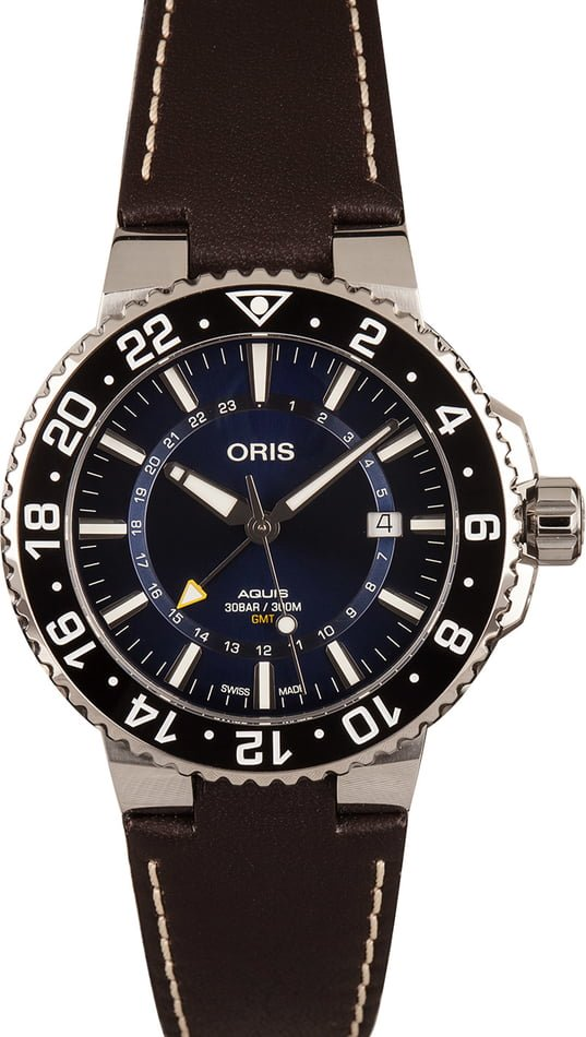 Oris Watches Aquis Buying Guide Collectors GMT Date