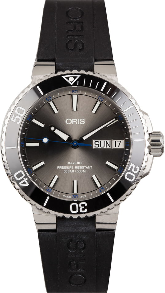 Oris Watches Aquis Overview Buying Guide Big Day Date Hammerhead Limited Edition