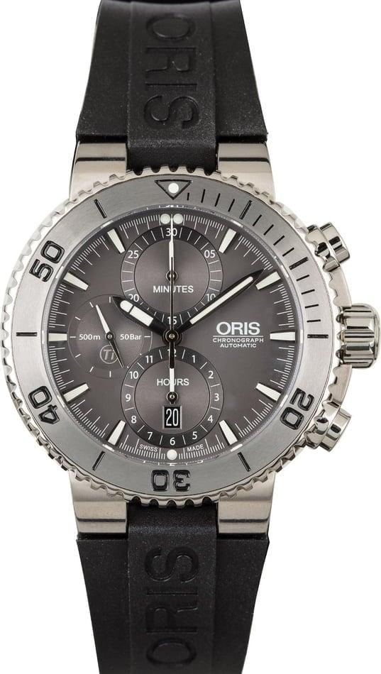 Oris Watches Aquis Shopping Guide Chronograph