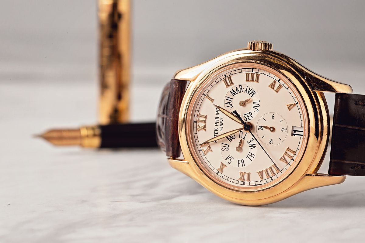 Is Patek Philippe Better Than Rolex? Annual Calendar