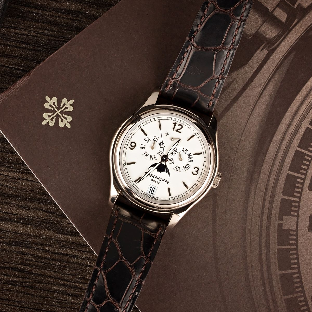 Patek Philippe Annual Calendar Watches Best Investments