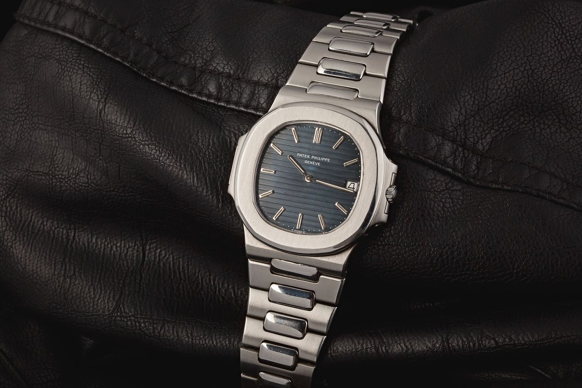 Stainless Steel Patek Philippe Nautilus Watches Good Investments