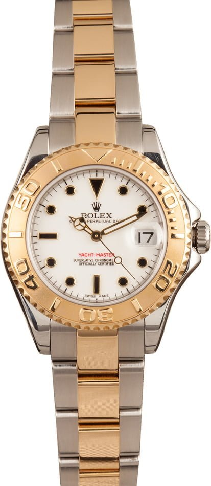 Rolex Valentine's Day 2020 Buying Guide Yacht-Master Midsize 168623 Two-Tone