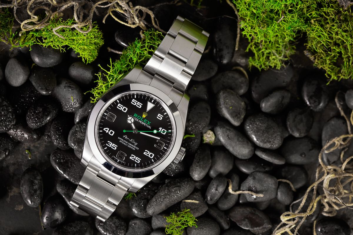 Rolex Air-King 116900 Price Guide