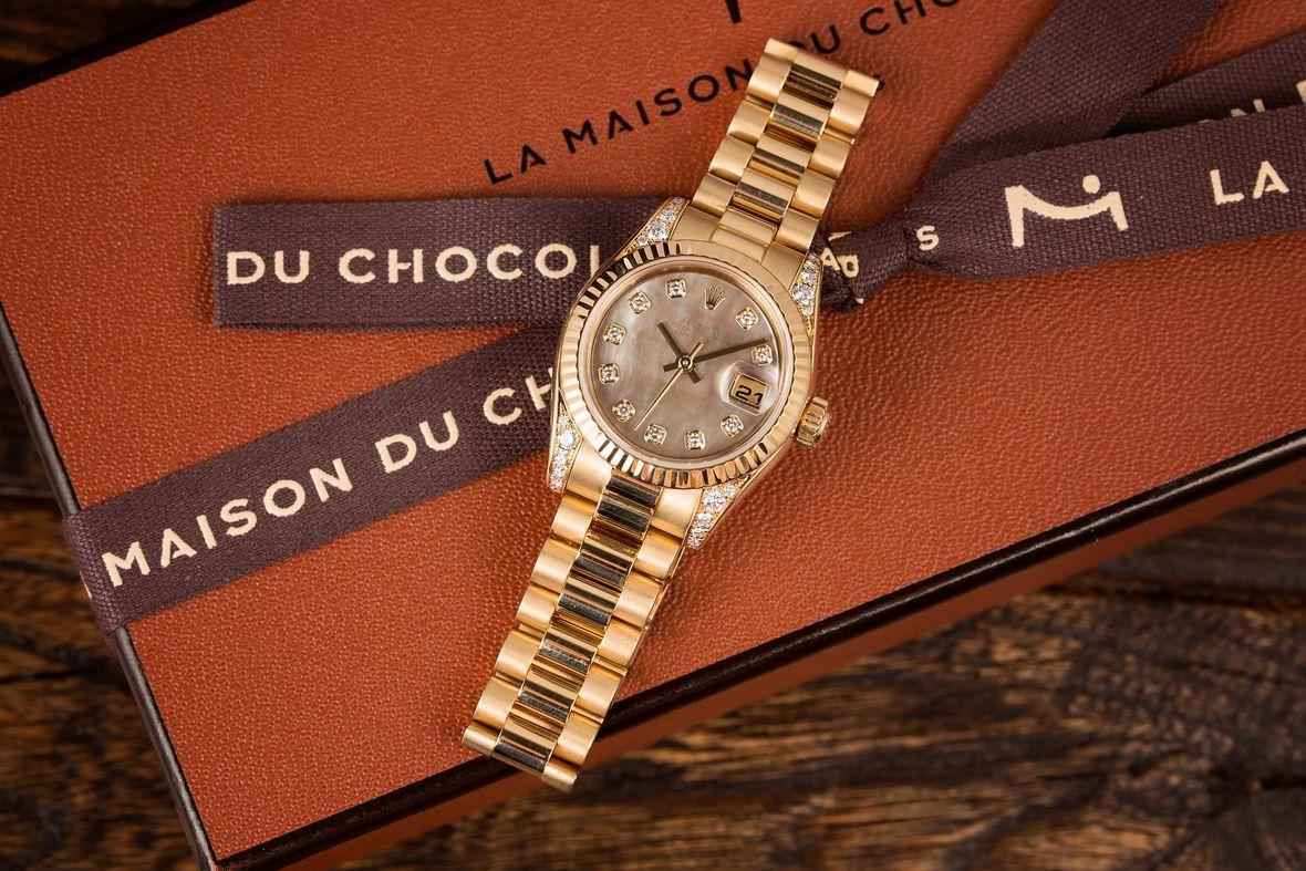 Rolex Valentines Day Buying Guide Diamond Watch