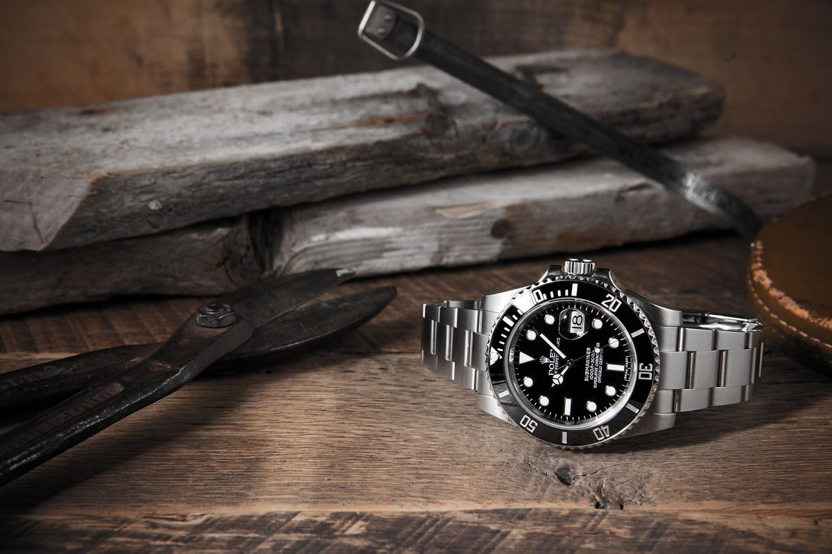 Rolex Submariner 116610LN The Only Watch You Need