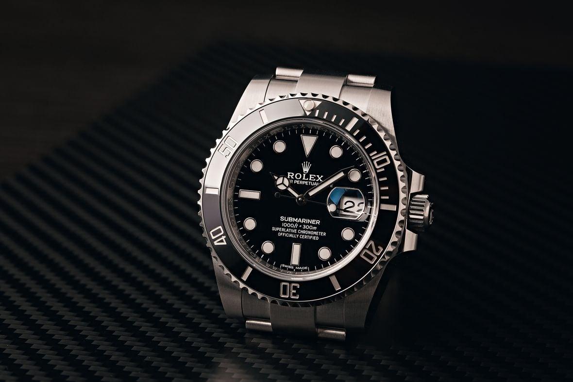 Rolex 116610LN Submariner Black Dial Stainless Steel