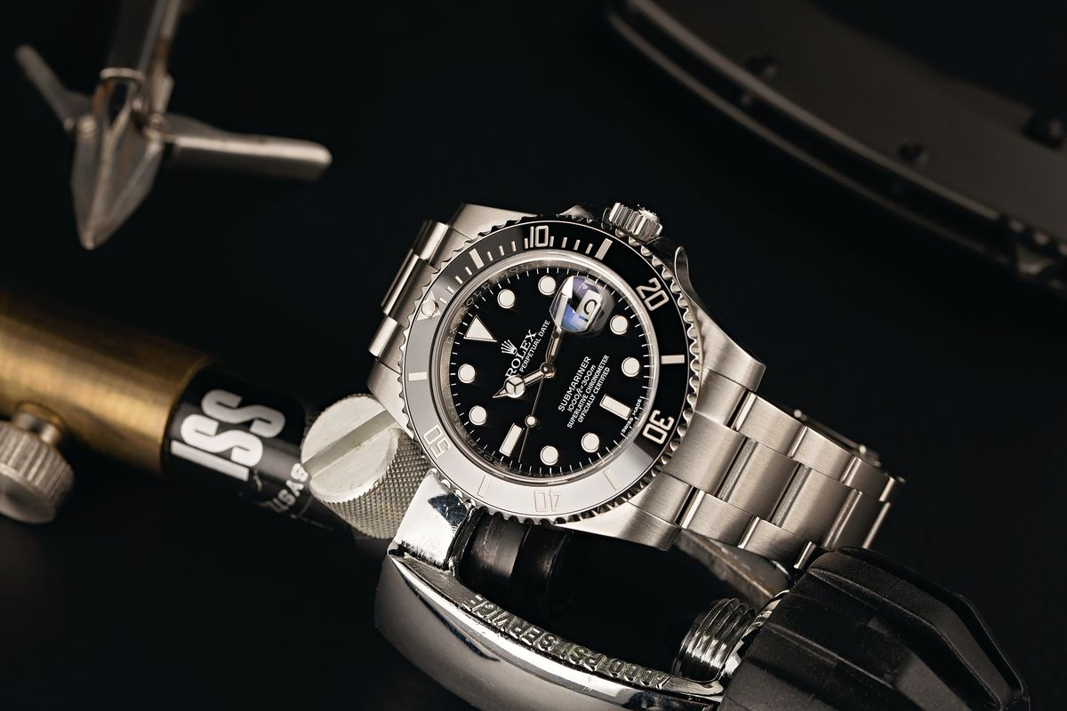 Ceramic Rolex Submariner Black Dial 116610 LN Only Watch You Need