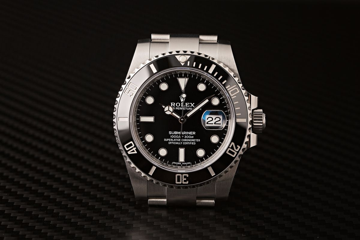 Black Rolex Submariner 116610 LN Ceramic Best Dive Watches