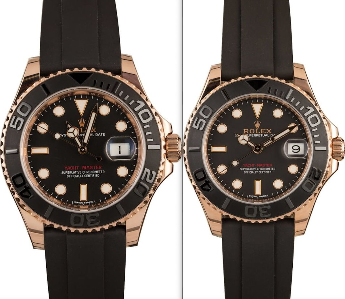 Rolex Valentine's Day 2020 Buying Guide Yacht-Master 116655 268655