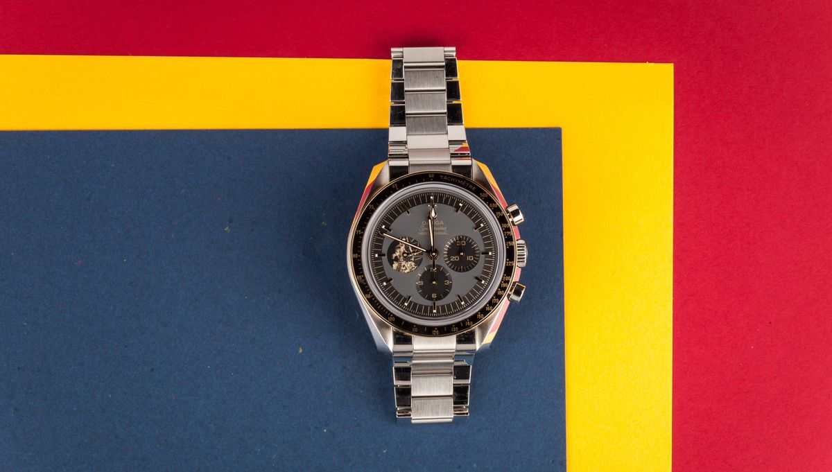 Omega watches 2020 Oscars Speedmaster Apollo 11 50th Anniversary Limited Edition