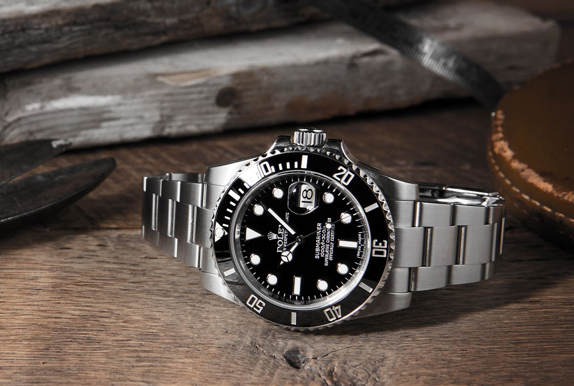 Rolex 116610LN Submariner Dive Watch Ceramic Bezel Cerachrom