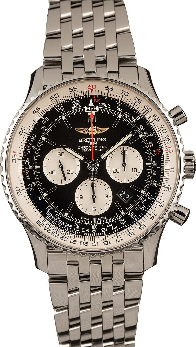 Breitling Navitimer Pilots Watch Official Buying Guide