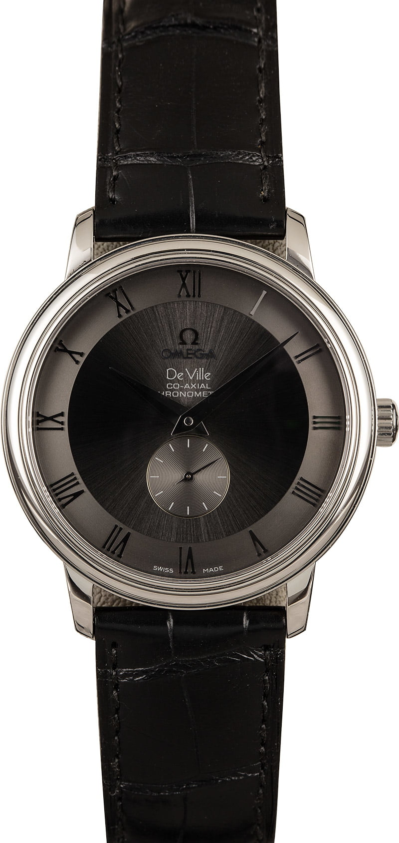Omega Watches DeVille Prestige Dress watch Small SecondsCo-Axial Chronometer