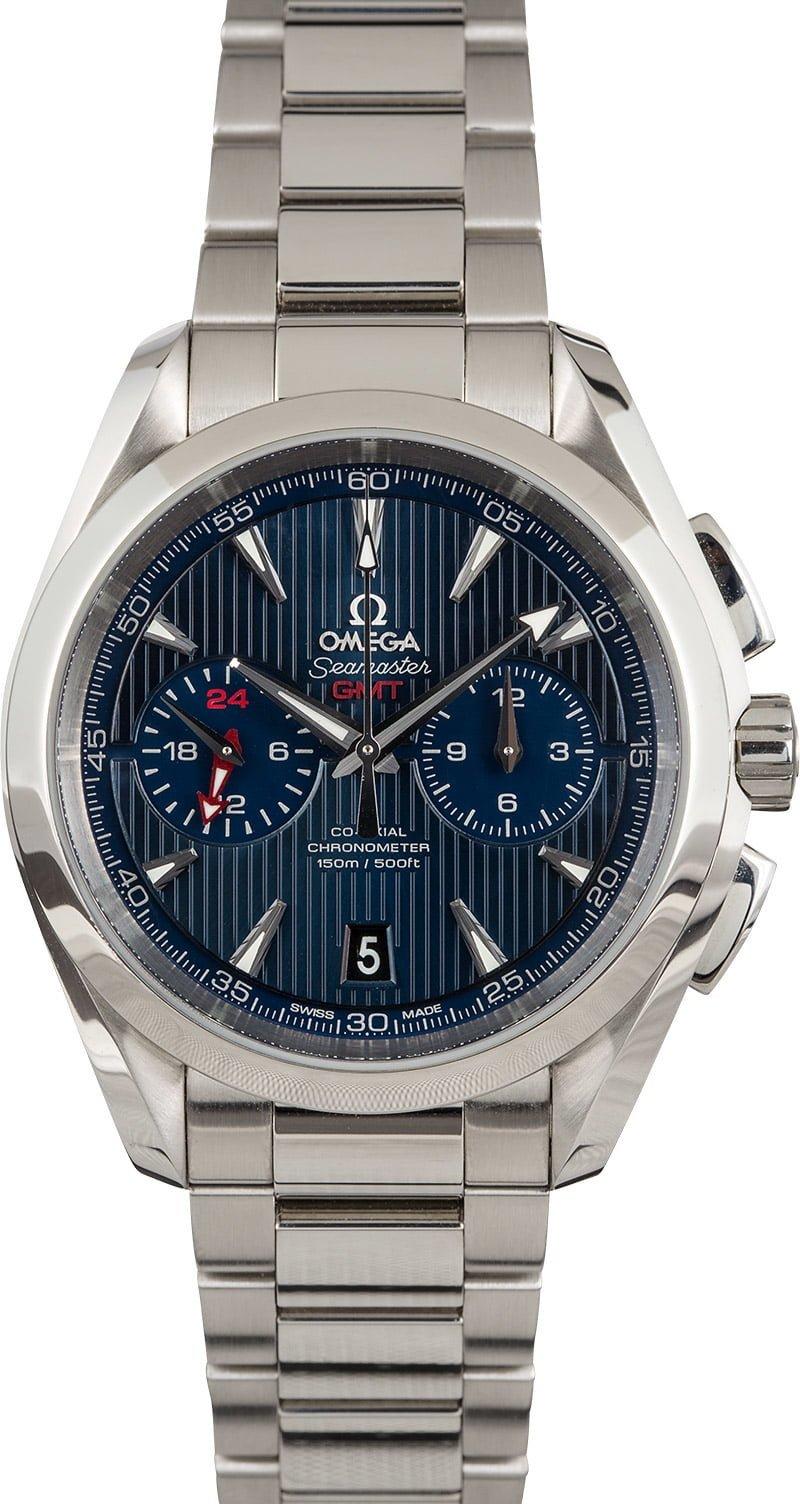 Omega Aqua Terra Chronograph GMT Buying Guide Seamaster
