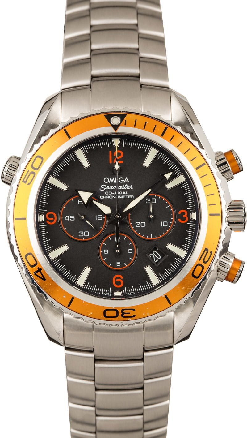 Best Omega Watches under $10,000 Planet Ocean Chrono