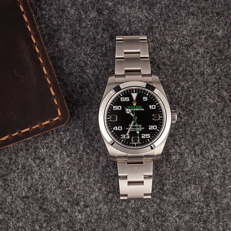 Rolex Air-King reference 116900 Buying Guide