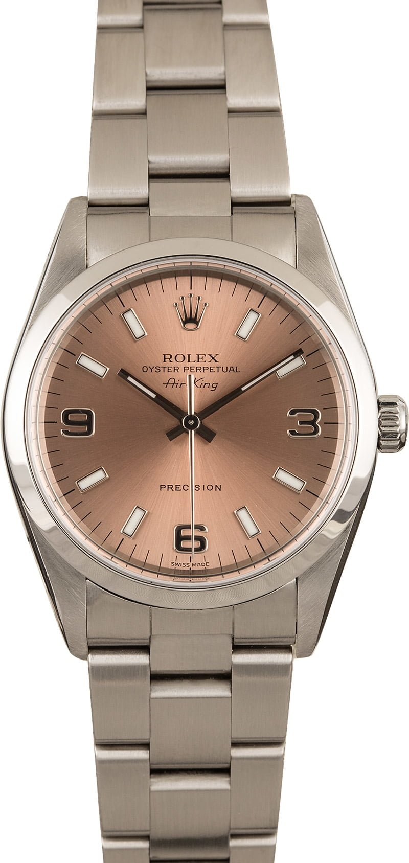 Rolex Air-King 14000 Salmon Dial Buying Guide