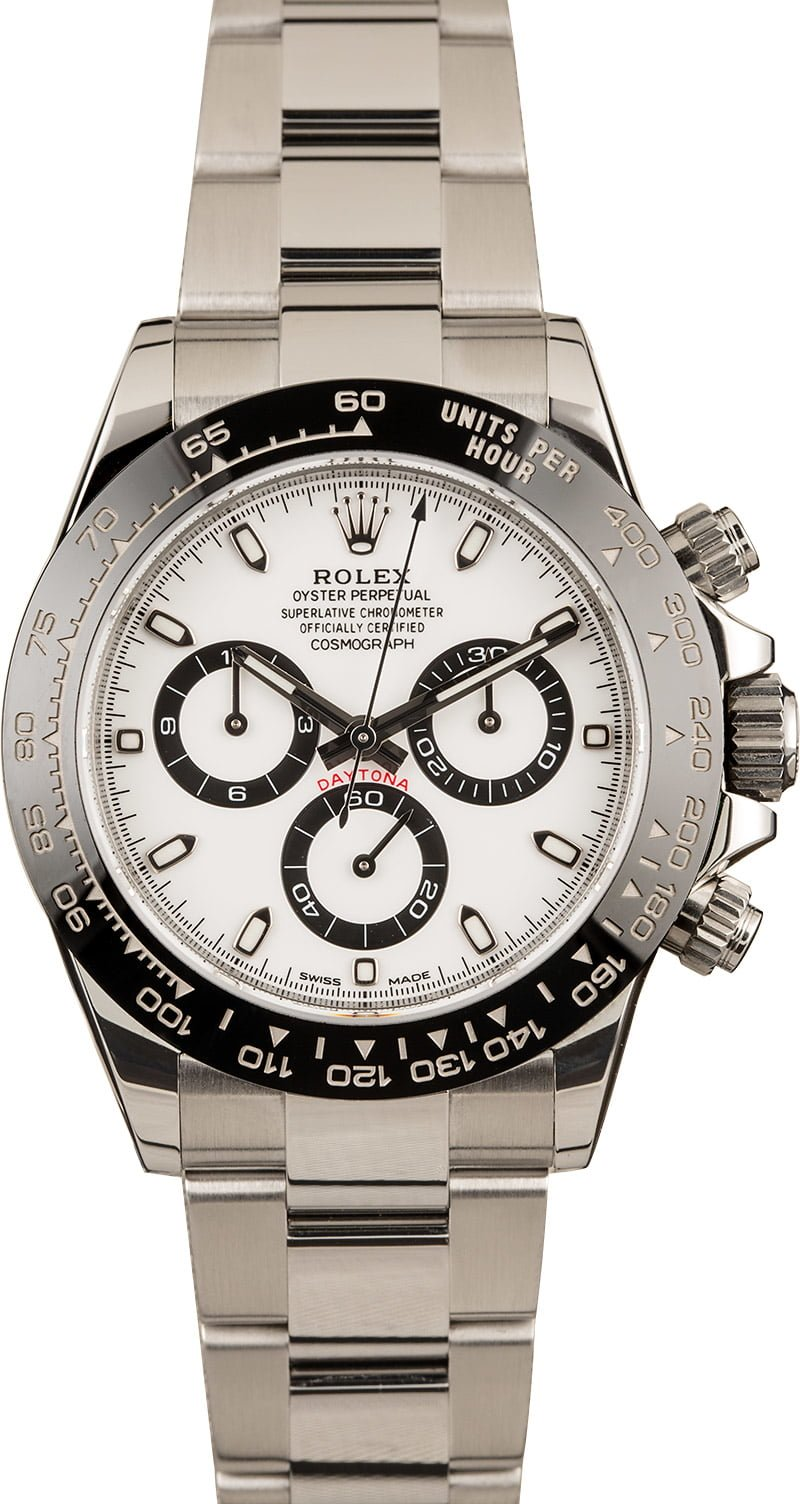Most Expensive Rolex Daytona Models Every Collector Gawks Over Ceramic Bezel 116500 LN