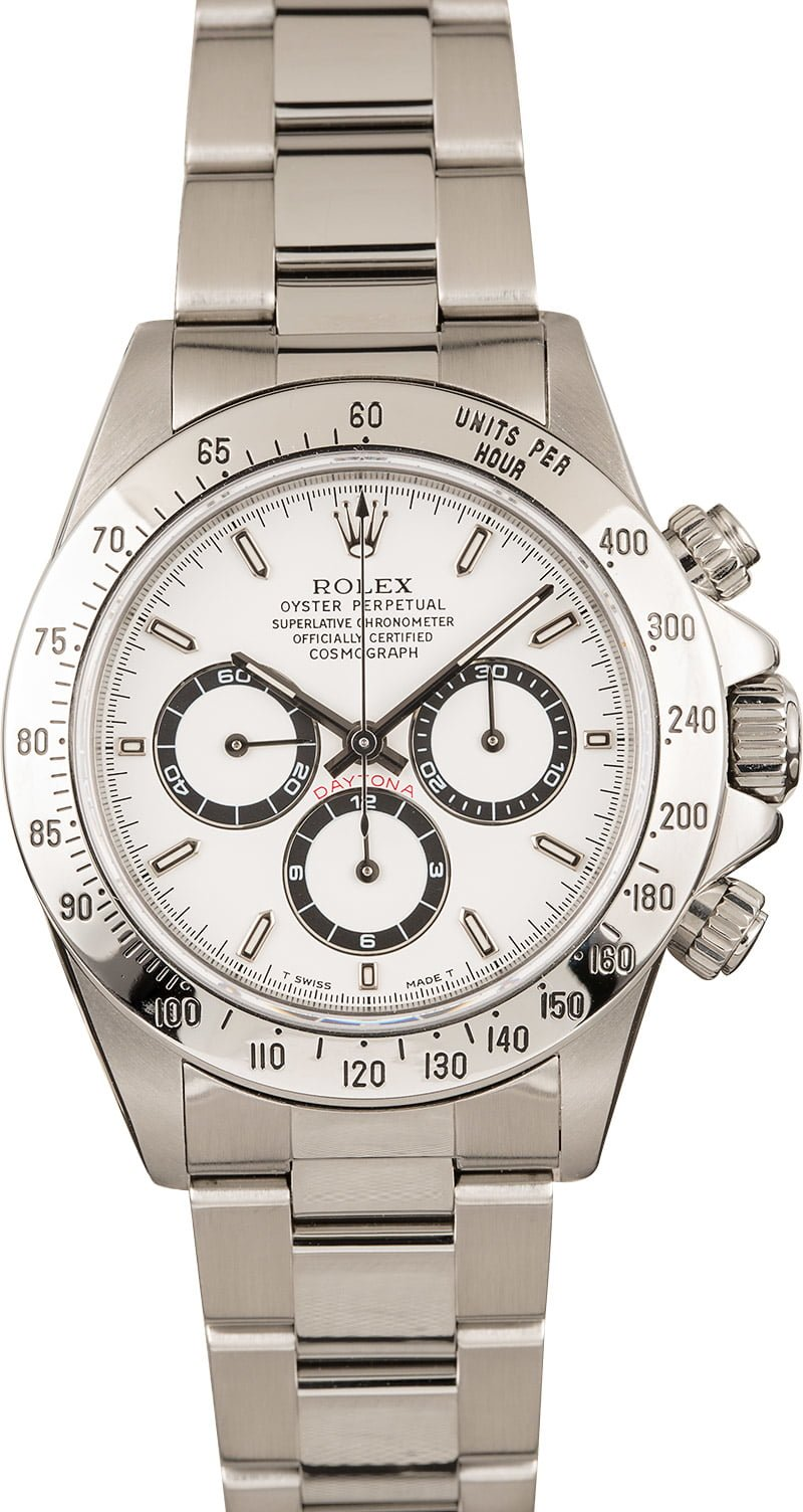 Zenith Rolex Daytona Models Most Collectable 16520