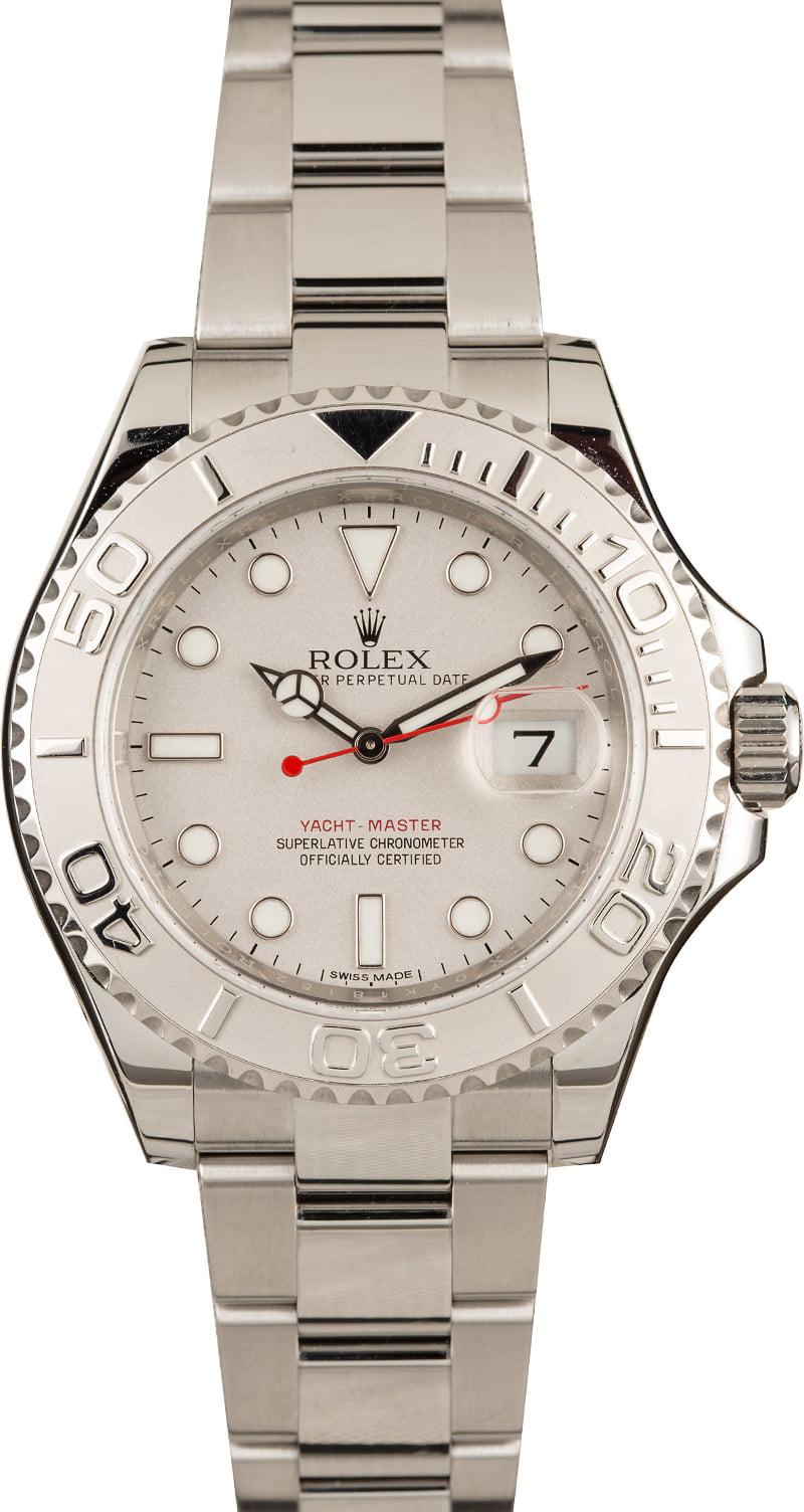 Rolex watches for women and men Platinum Yacht-Master 116622Rolesium